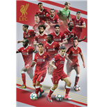 Liverpool - Players 17/18 (Poster Maxi 61x91,5 Cm)