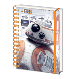 Star Wars The Last Jedi - Bb-8 (Quaderno A5)
