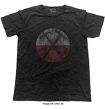 T-shirt Pink Floyd da uomo - Design: The Wall Vintage Hammers