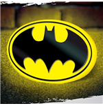 Dc Comics Mini Batman Logo (Lampada)