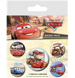 Cars (On The Road) (Badge Pack)