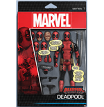 Deadpool - Action Figure (Poster Maxi 61x91,5 Cm)