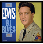 Elvis Presley - G.i. Blues (Cornice Cover Lp)