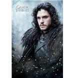 Game Of Thrones - Jon Snow (Poster Maxi 61X91,5 Cm)