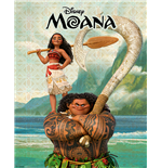 Moana - Moana And Maui (Mini Poster 40X50 Cm)
