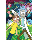 Rick And Morty - Watch (Poster Maxi 61X91,5 Cm)