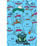 Rick And Morty - Mr Meeseeks (Poster Maxi 61X91,5 Cm)