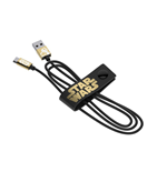 Star Wars - Gold Collection - Bb-8 - Micro USB Cable 120 Cm Android (Ltd)