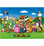 Super Mario - Animated (Poster 100X140 Cm)