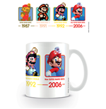 Super Mario - Dates (Tazza)