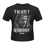 Walking Dead (THE) - Trust Nobody (T-SHIRT Unisex )