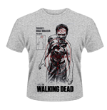 Walking Dead (THE) - Target Male Walker (T-SHIRT Unisex )