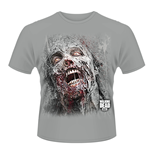 Walking Dead (THE) - Jumbo Walker Face (T-SHIRT Unisex )
