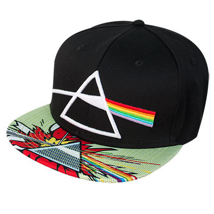 Cappellino Pink Floyd Dark Side of the Moon