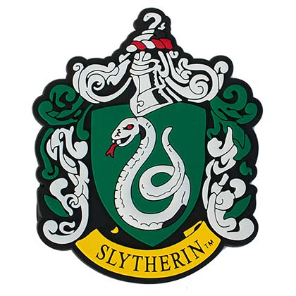 Calamita Grande Harry Potter Slytherin