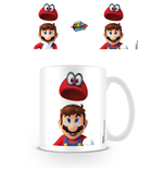 Tazza Super Mario Cap Pop Off