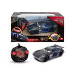 Dickie Toys - Rc Cars 3 Jackson Storm 1:24 A 2 Canali Con Funzione Turbo