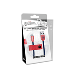 Marvel - Spider-Man - Micro USB Cable 120 Cm Android