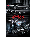 Ford Shelby - Mustang Gt500 (Poster Maxi 61x91,5 Cm)