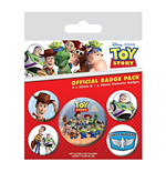 Toy Story (Badge Pack)