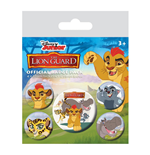 Lion Guard (The) (Characters) (Badge Pack)