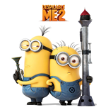 Despicable Me 2 - Armed Minions (Mini Poster 40X50 Cm)