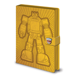 Transformers G1 - Bumblebee (Quaderno A5)