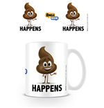 Emoji Movie - Poop Happens (Tazza)