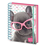 Studio Pets (Shady) A5 Notebook (Quaderno)