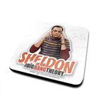 Big Bang Theory (The) - Sheldon (Sottobicchiere)