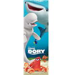 Finding Dory - Characters (Poster Da Porta 53X158 Cm)