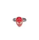Anello in metallo Spider-Man