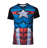 T-shirt Captain America 286702