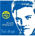 Vinile Elvis Presley - The Very Best Of (Blue Vinyl+Cd)