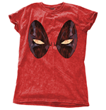 Deadpool - Eyes (T-SHIRT Donna )