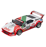 Carrera Slot - Bmw M1 Procar Team Castrol Denmark, No.101 Digital 124 Cars