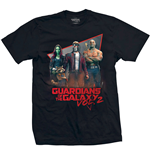 T-shirt Guardians Of The Galaxy 2 - Eighties