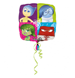 Inside Out - Palloncino Mylar 45 Cm