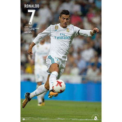 Poster Real Madrid Ronaldo 27