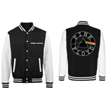 Pink Floyd - Varsity The Dark Side Of The Moon Logo (giacca Unisex )