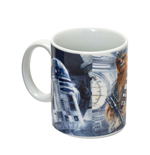Star Wars - Episode VIII - Droidi Tazza In Ceramica 320 Ml
