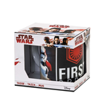 Star Wars - Episode VIII - Primo Ordine Tazza In Ceramica 320 Ml