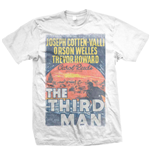 Studiocanal - The Third Man White (T-SHIRT Unisex )