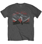 Pink Floyd - The Wall Marching Hammers (T-SHIRT Unisex )