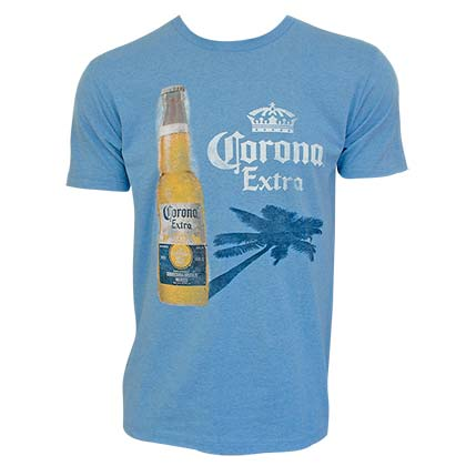 T-shirt Corona Palm Shadow
