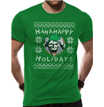 Batman - Ha Ha Happy Holidays (T-SHIRT Unisex )