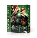Wrebbit Wpp-5004 - Harry Potter - Ron Weasley (Poster Puzzle 500 Pz)