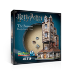 Wrebbit W3D-1011 - Harry Potter - The Burrow - Weasley Family Home (Poster 3D 415 Pz)