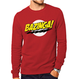Felpa Big Bang Theory - Design: Bazinga