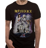 T-shirt Beetlejuice - Design: Poster
